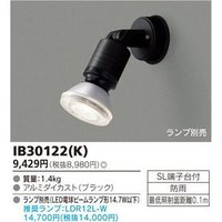 *ランプ別売となります  基本情報   形名 IB30122(K)  希望小売価格 8,980円 (...