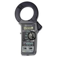 ●測定電流種:交流 ●被測定導体径:最大Φ68mm ●大口径トランスコアの採用により3相一括測定に威...