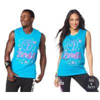 新作ズンバ ヨガウェア エアロビクスウェア ランニングウェア ダンス衣装 ZUMBAウェア男女兼用 運動用 トップス
