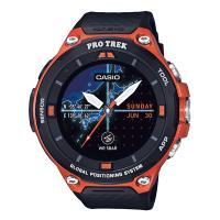 PROTREK Smart (Smart Outdoor Watch / スマートアウトドアウオッチ) オレンジ CASIO (カシオ) WSD-F20-RG★