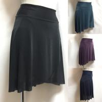 バレエスカート バレエ巻きスカート バレエ用品   ボトムス プルオンスカート35×50