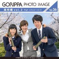 ポスター・広告・パンフレット等の制作時に役立つ、実用性の高い、訴求力豊かな高校生のイメージの写真を1...