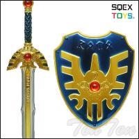 ドラゴンクエスト メタリックアイテムズギャラリースペシャル ロトの剣&ロトの盾 ロトの紋章 ...