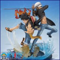 ワンピース フィギュア フィギュアーツZERO ルフィ&ロー -5th Anniversary Ed...