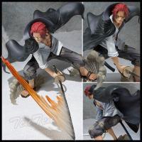 ワンピース フィギュア フィギュアーツZERO シャンクス Battle Ver. 四皇 赤髪のシャ...