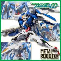 機動戦士ガンダム00 METAL ROBOT魂 SIDE MS ダブルオーライザー+GNソードIII...