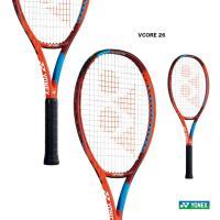 【クーポン10%OFF対象:1月20日まで】【予約】ヨネックス YONEX テニスラケット ジュニア Vコア 26 VCORE 26 06VC26G(587)
