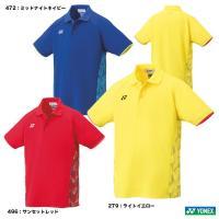 79ef09d42d1a8 ヨネックス(YONEX) テニスウェア ジュニア ゲームシャツ 10298J ...