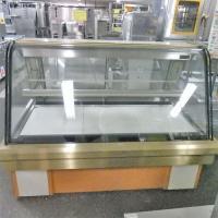 商品名:ケーキショーケース  寸法:W1500×D900×H1170  メーカー:保坂製作所  型式...