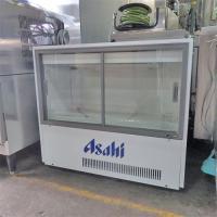 商品名:台下冷蔵ショーケース  寸法:W630×D665×H1845  メーカー:サンデン  型式:...