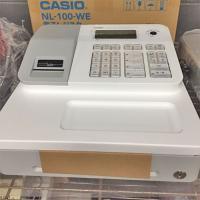 商品名:レジスター  寸法:W326×D345×H167  メーカー:カシオ計算機  型式:NL-1...