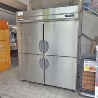商品名:縦型冷蔵庫  寸法:W1500×D950×H1920  メーカー:福島工業  型式:URW-...