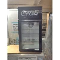 商品名:冷蔵ショーケース コカコーラ 黒  寸法:W370×D370×H710  メーカー:ハイアー...