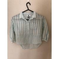 ◆ランク◆S<br><br>タグなし新品。OLD NAVYの長袖のシャツブラ...