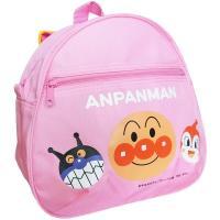 アンパンマンDバッグ リュック〔キッズ〕〔2個セット〕〔ピンク〕