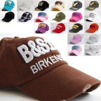 最新のVintageヴィンテージ仕様CAPが登場。  フロントには刺繍&ロゴをチョイス!!  ツバ...