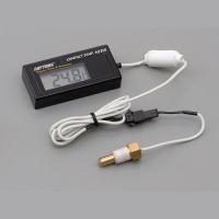 ●コンパクトなボディサイズのデジタルテンプメーター!●水温をリアルタイムにデジタル表示●R1/8(旧...