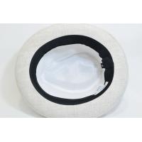 Trophy トロフィー チロル 6117003 ベージュ 帽子 メンズ 紳士 ハット  リネン UVケア  旅行 涼しい帽子 日本製 軽量 サイズ調節 ネット通販 春夏