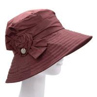 帽子 rossomenra IZ342 ローズ 帽子 レディース 婦人 つば広 ハット イタリア製 インポート 防寒 高級 エレガント プレゼント 旅行 ネット通販 送料無料 秋冬