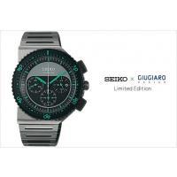 sced019  SEIKO SPIRIT 腕時計 コラボレーション限定モデル ジョルジェット・ジウ...