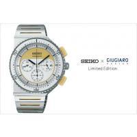 sced025  SEIKO SPIRIT 腕時計 コラボレーション限定モデル ジョルジェット・ジウ...