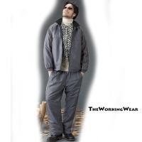 着心地のよい作業服なら作業服専門店【The Working Wear】 着用用途多彩の軽量防寒コート...