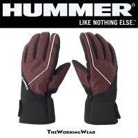 肌触りの良い内側起毛の防水防寒手袋 人気のHUMMERシリーズでスポーツにレジャーに重宝します。  ...