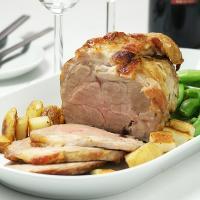肩ロースブロック・・・丸々1本のかたまり肉は多すぎるという方のために!約1kg(ローストポークで約4...