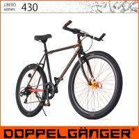 DOPPELGANGER ドッペルギャンガー クロスバイク 自転車 ルック車 MTB  極太タイヤチ...