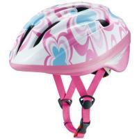 OGK ジェイ・クレス2 J-CULES2 子供用ヘルメット フラワーピンク 自転車用品 【5501...