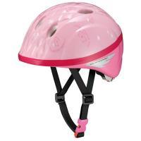 小さなお子様にオススメの超軽量ヘルメット ママチャリ同乗に最適。  ■サイズ:47〜51cm ■参考...