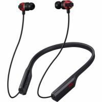 ワイヤレスステレオヘッドセット Bluetoothイヤホン JVC HA-FX33XBT-R
