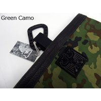 COLIMBO(コリンボ)[Trapper's Equip.Pouch/Green Camo&Gray Camo]