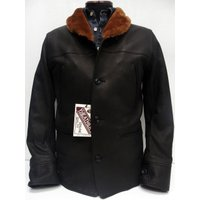 Y'2 Leather(ワイツーレザー)[Dear Skin 30's Car Coat/Mouton]|threeeight