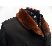 Y'2 Leather(ワイツーレザー)[Dear Skin 30's Car Coat/Mouton]|threeeight|03