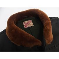 Y'2 Leather(ワイツーレザー)[Dear Skin 30's Car Coat/Mouton]|threeeight|04