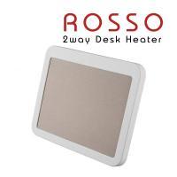 ROSSO/ロッソ/足元ヒーター/デスクヒーター/パネルヒーター/フットヒーター/暖房器具/省エネ ...