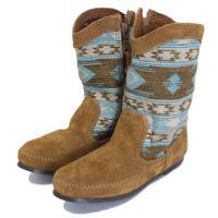 正規取扱店 THREE WOOD。 アッパー素材:Woven patterned fabric、アウ...