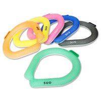 SUO for dogs 28°ICE_COOL RING 28° アイスクールリング XS SS 犬用 クールアイテム クールリング