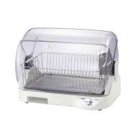 タイガー 食器乾燥器 おすすめポイント  1)高温約100度の熱風で清潔乾燥 食器・まな板・ふきんを...