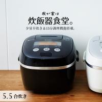 炊飯器 5.5合 炊き タイガー魔法瓶 JPE-A100K ブラック