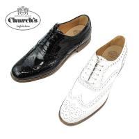 英国紳士靴のトップブランドChurch's(チャーチ)から、メンズモデルのデザインをそのまま継承した...