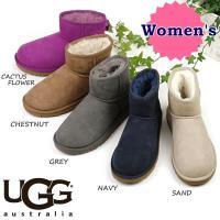 大人気<UGG AUSTRALIA>から、人気モデル<CLASSIC MINI/アンクル丈ブーツ>か...