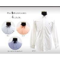 洗いのかかった柔らかなコットンオックスフォード素材のベーシックでシンプルなボタンダウンシャツです。細...