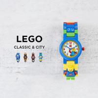 並行輸入品 LEGO レゴ ウォッチ クラシック シティ フレンズ 腕時計 キッズ 子供 男の子 女の子 アナログ ブルー 青 イエロー 黄色 ブラック 黒 パープル 紫 ピ