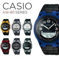 |海外輸入品|メール便配送|代引不可|カシオ CASIO 腕時計|AW-80-1A AW-80-1A...