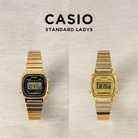 海外輸入品 メール便配送 代引不可 カシオ CASIO 腕時計 LA670WGA-1 LA670W...