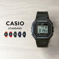 CASIO カシオ スタンダード 腕時計 10年保証 送料無料 メンズ レディース キッズ 子供 男の子 女の子 チープカシオ チプカシ デジタル 防水 ブラック 黒