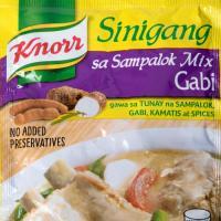 フィリピン料理 シニガン サンパック ガビの素 - Sinigang Sa Sampalok Gab...