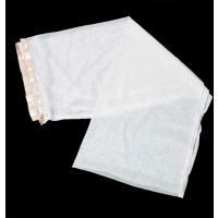 サフェードのパンジャビドレス 3点セット 白×赤 / インド レビューでタイカレープレゼント